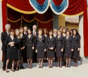 Coro Arturo Borsari, la storia